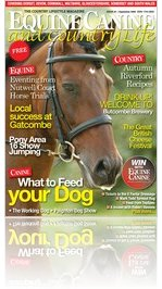 Equine Canine & Country Life September 09