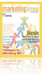 SMEI Marketing Times September 2009 Issue