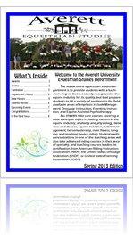 ES Newsletter Spring 2013