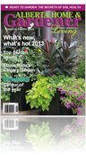 Alberta Home & Gardener Living - Early Spring 2013