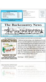 BCHC News Spring / Summer 2013