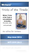 May-June 2013 Writers Tricks of the Trade eZine