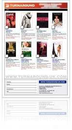 Turnaround Erotica and Sexuality Titles July 2009 - December 2009
