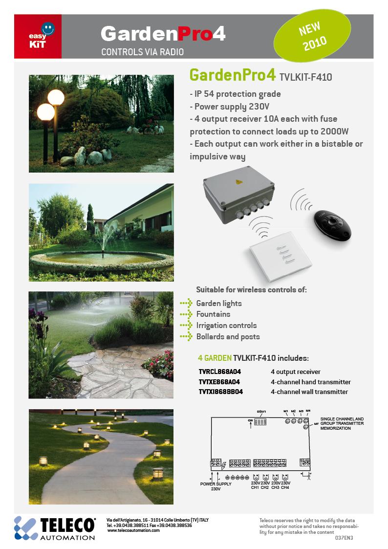 read kit garden pro4 en online free yudu. Black Bedroom Furniture Sets. Home Design Ideas