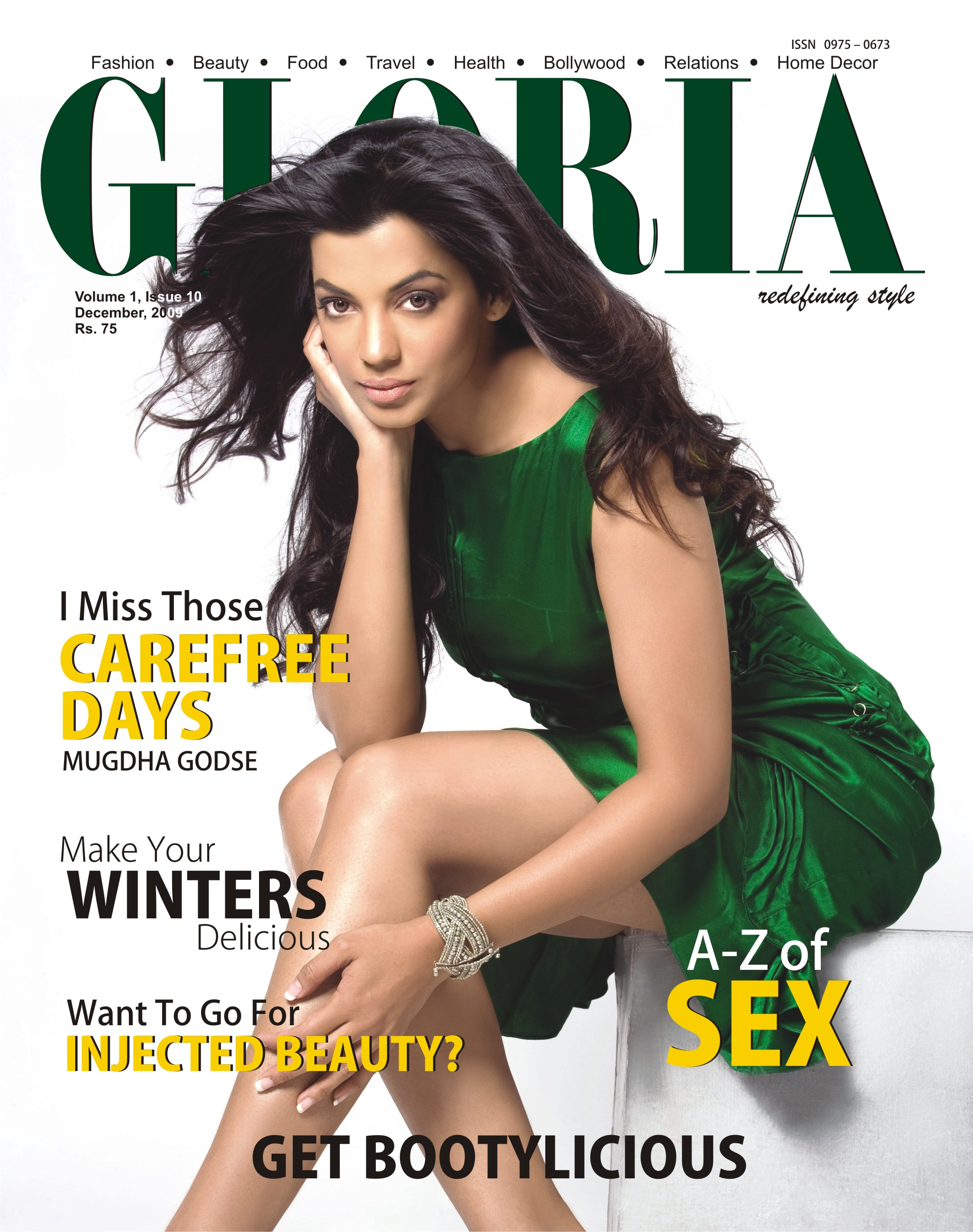Read Gloria Fashion And Lifestyle Magazine December 2011 Cover Online Free Yudu