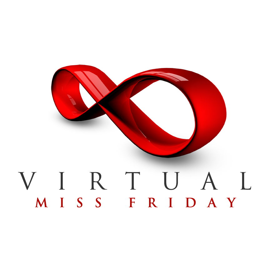 Read logo design virtual miss friday online free yudu for Logo suggestions free