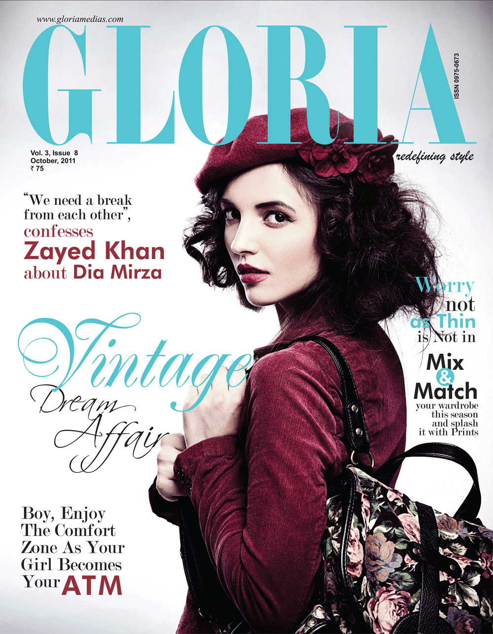 Read Fashion Magazine Cover Issue October 2011 Online Free Yudu
