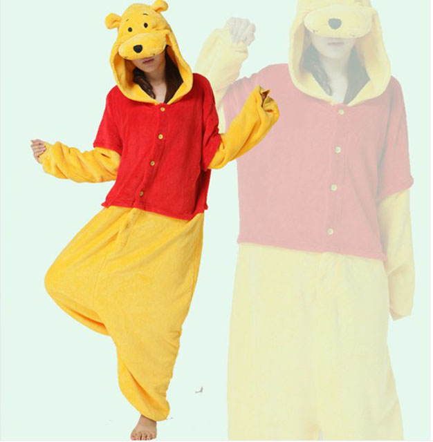786f962bd Read Winnie The Pooh Adult Kigurumi Animal Costumes Online Free