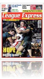 League Express - 16th November 2009