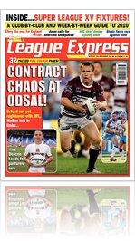 League Express - 23rd Nov 2009