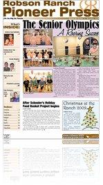 Robson Ranch Pioneer Press - November 2009