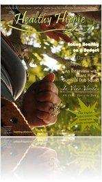 Healthy Hippie Magazine- Dec/Jan 2009-10
