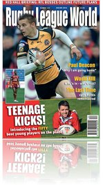 Rugby League World - Jan 2010