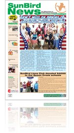 SunBird News - July 2013