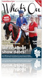 Central Horse News What's On July 2013