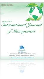 MERC Global's International Journal of Management
