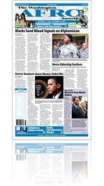 Washington D.C. Afro-American Newspaper, December 12, 2009