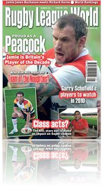 Rugby League World - Feb 2010