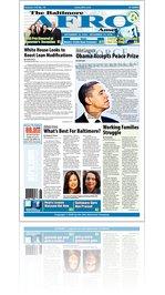 Baltimore Afro-American Newspaper, December 12, 2009