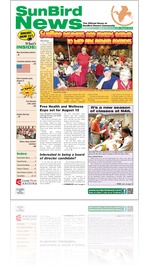 SunBird News - August 2013