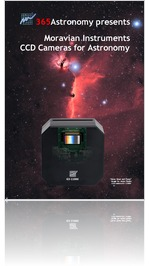 365 Astronomy presents - Moravian Instruments CCD Cameras for Astronomy