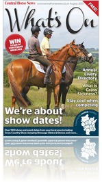 Central Horse News What's On August  2013