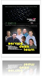 PWT IT InTouch Summer 2013 Newsletter