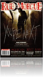 Rue Morgue Issue 136