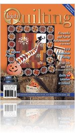 Irish Quilting - Issue 5