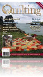 Irish Quilting - Issue 4