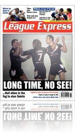 League Express - 8th Feb 2010
