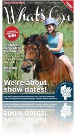 Central Horse News What's On September  2013