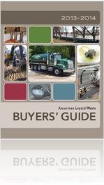 American Liquid Waste - 2013-2014 Buyers' Guide
