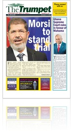 The Trumpet Newspaper Issue 344 (September 4 - 17 2013)
