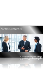 Creating a Competitive Edge from your Business Commercial Operations
