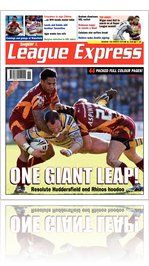 League Express - 15th March 2010