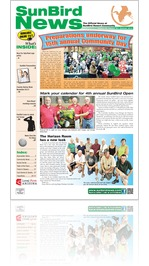 SunBird News - October 2013