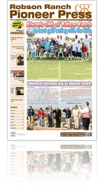 Robson Ranch Pioneer Press - October 2013