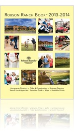 2013 - 2014 Robson Ranch Texas Source Book�