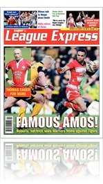 League Express - 22nd March 2010