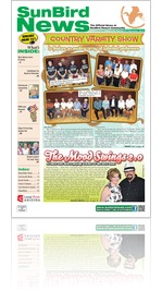 SunBird News - November 2013