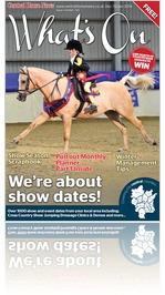 Central Horse News Dec/Jan 2014 issue