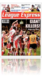 League Express - 19th April 2010
