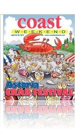 Coast Weekend   2010 Astoria Crab Festival