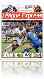 League Express - 26th April 2010
