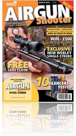Airgun Shooter - March 2010