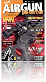 Airgun Shooter - May 2010