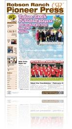 Robson Ranch Pioneer Press - December 2013