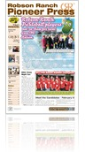 Robson Ranch Pioneer Press - December 2013