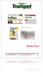 Trumpet Media Group - Media Pack (1213)